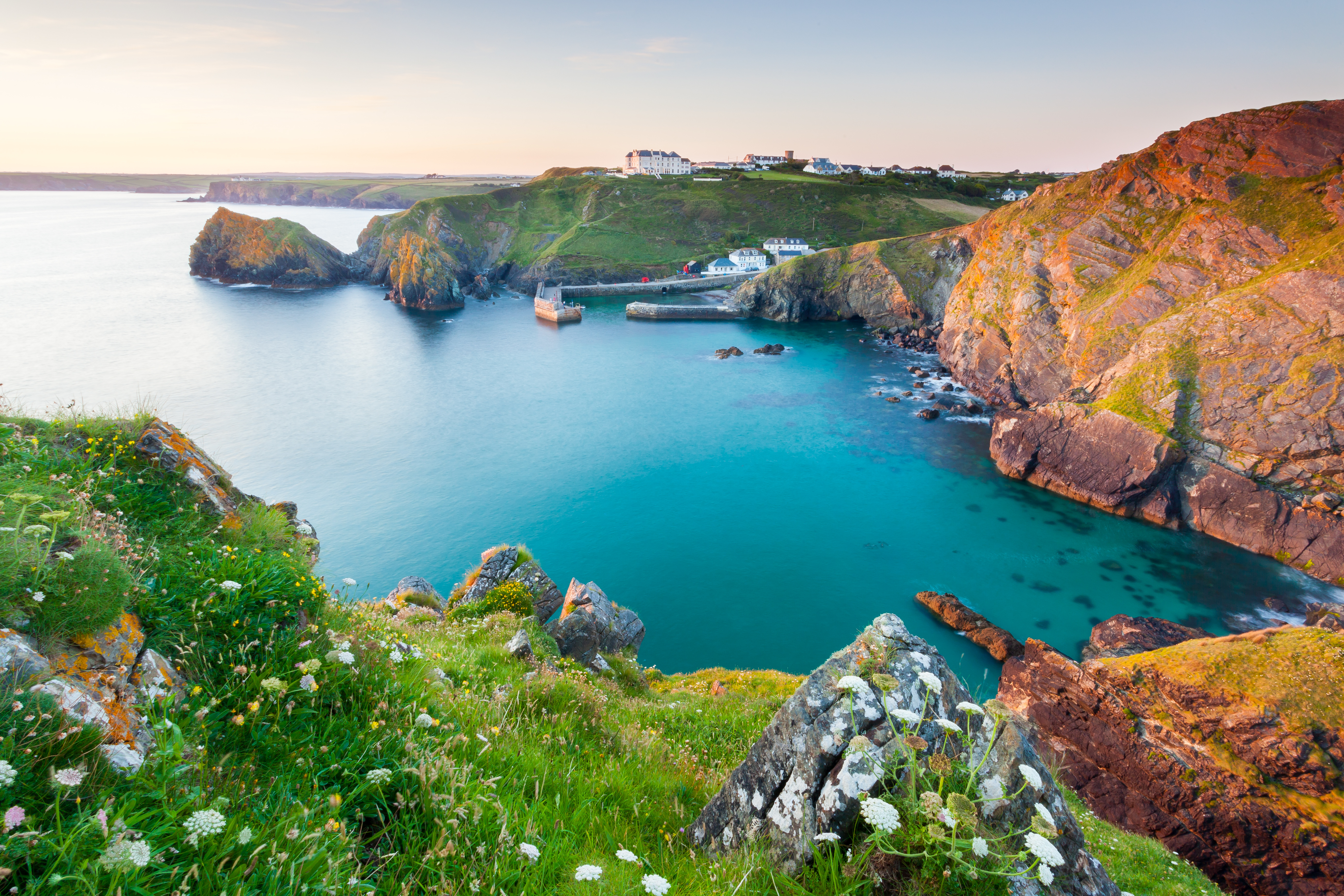 Photo of summer holidays in cornwall - perfect romantic walks in cornwall