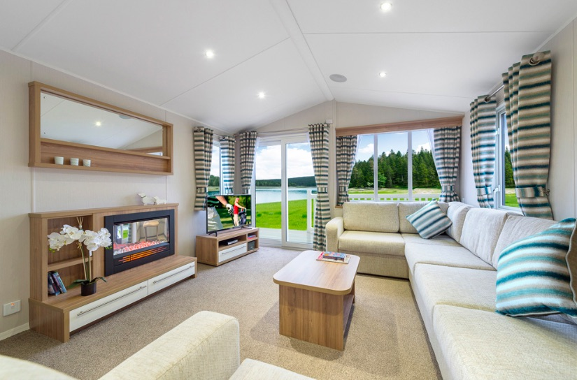 luxury lodges for sale Somerset