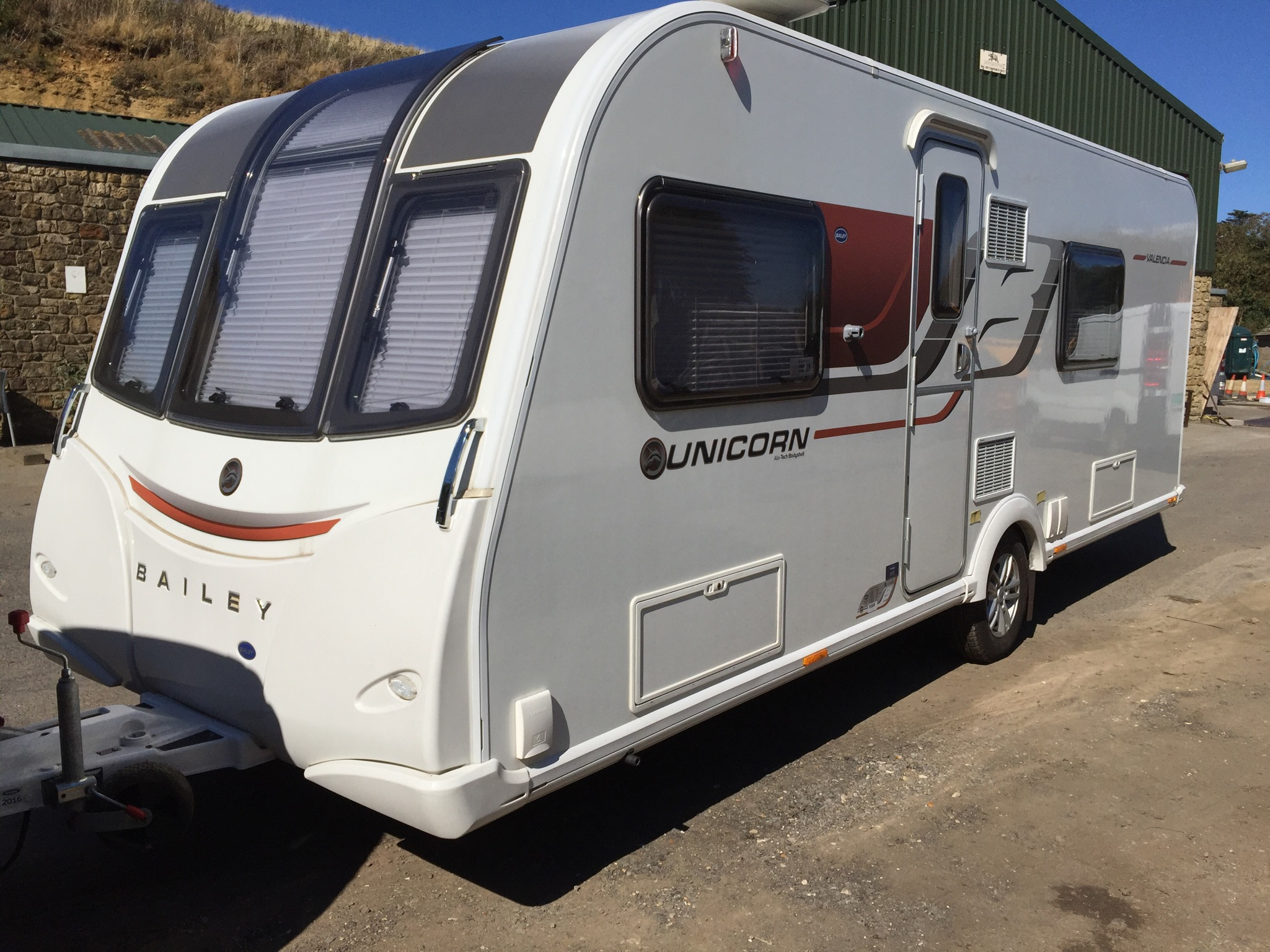 part exchange my touring caravan