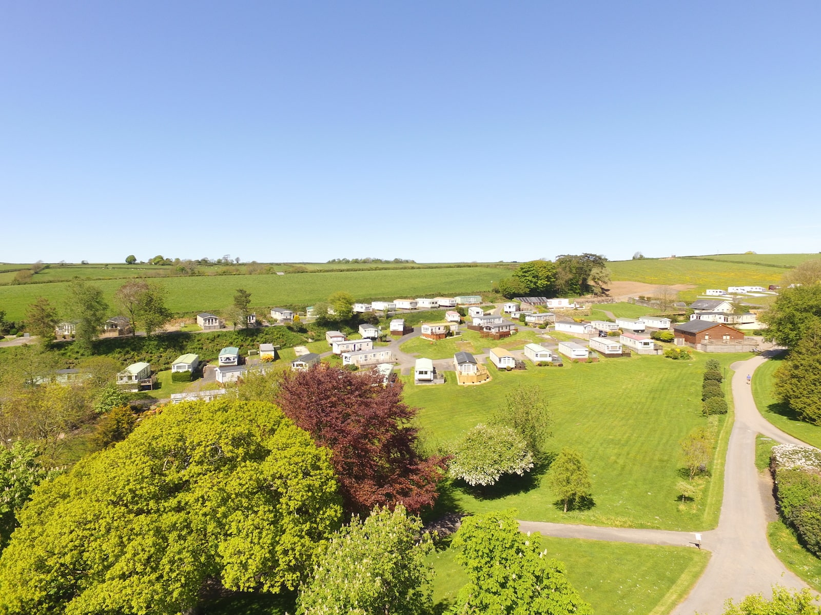 Holiday Caravans for sale Devon