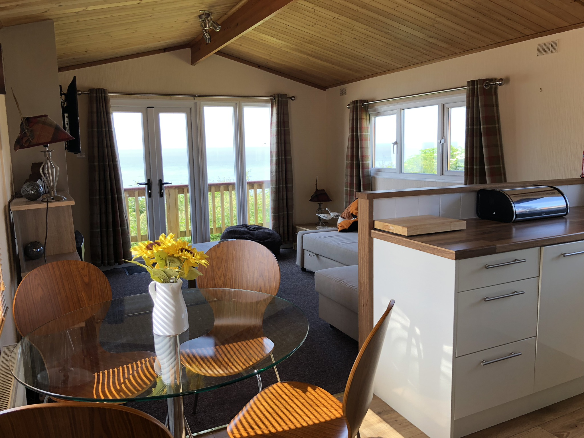 Holiday lodge for sale in Somerset