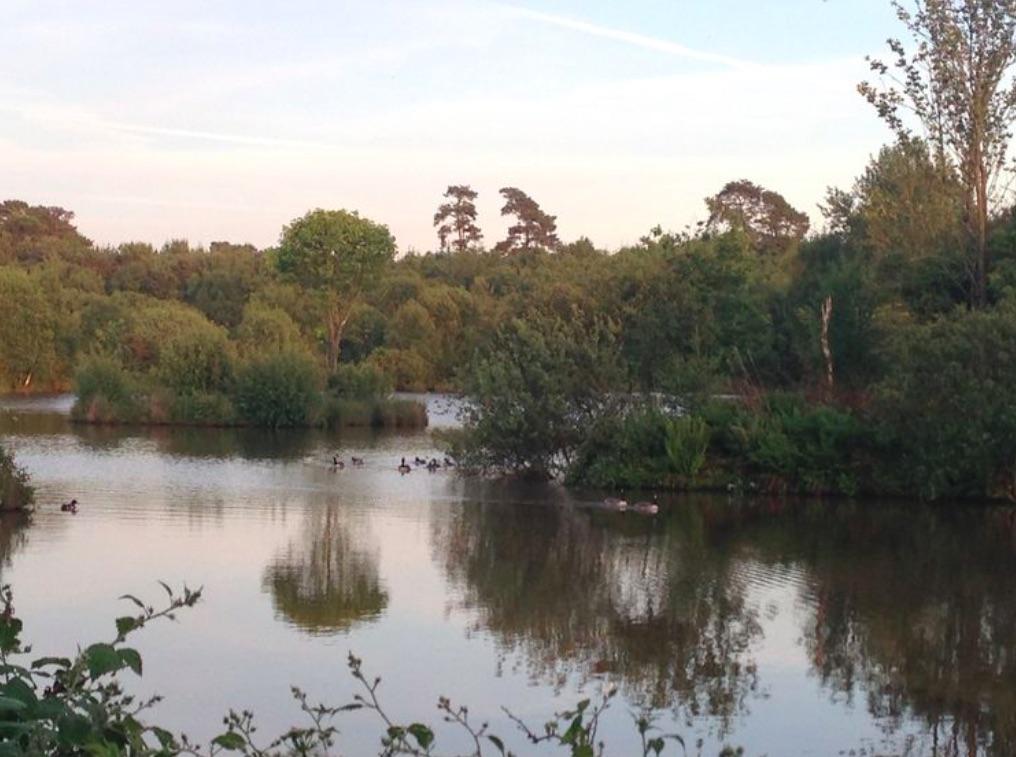 Fishing near to Smytham Holiday Park