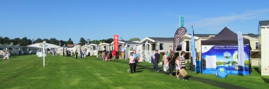Beaulieu Holiday Home Show