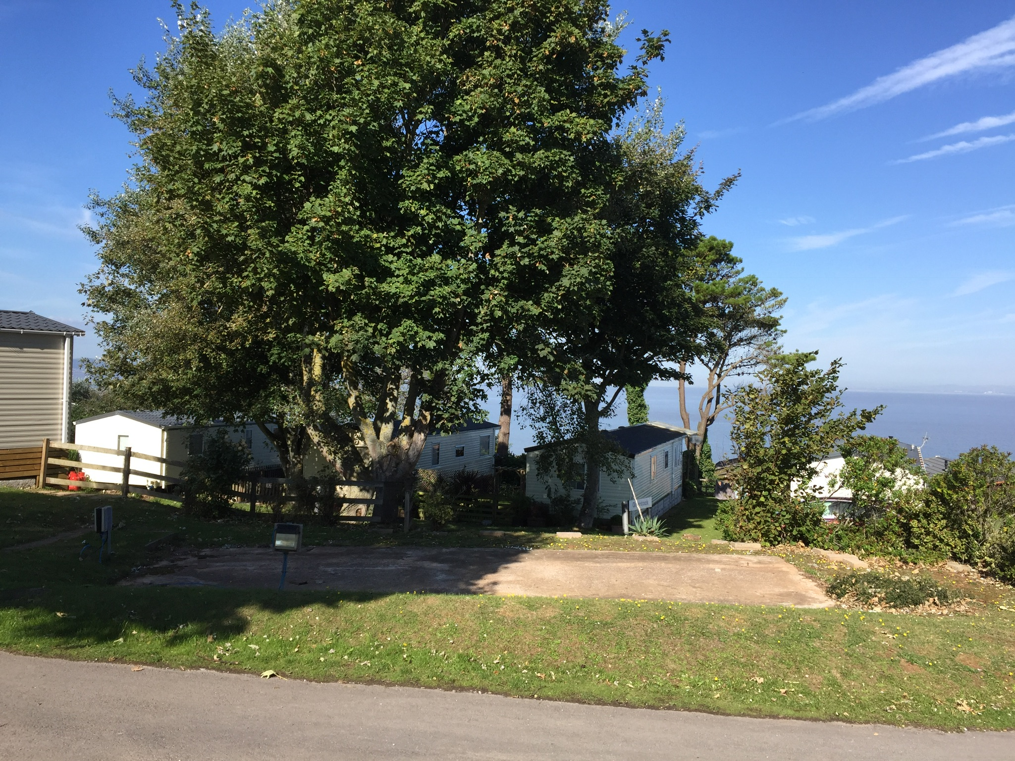New static caravan for sale Somerset