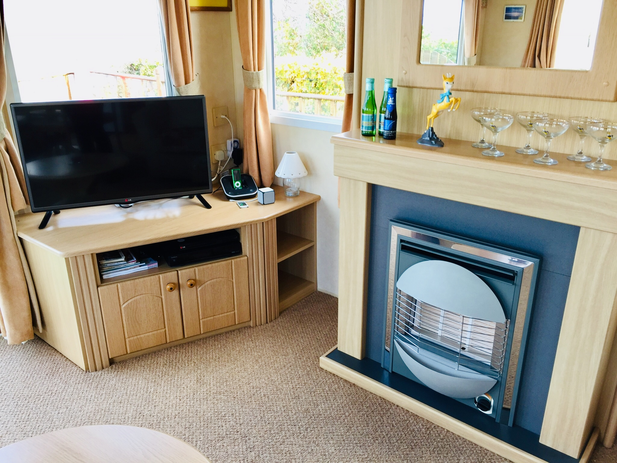 The 2009 Willerby Salisbury is now available to view at St Audries Bay Holiday Park, Somerset