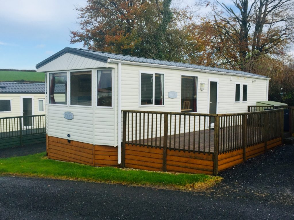 The 2007 ABI Focus is now ready to view at Smytham Holiday Park in North Devon.