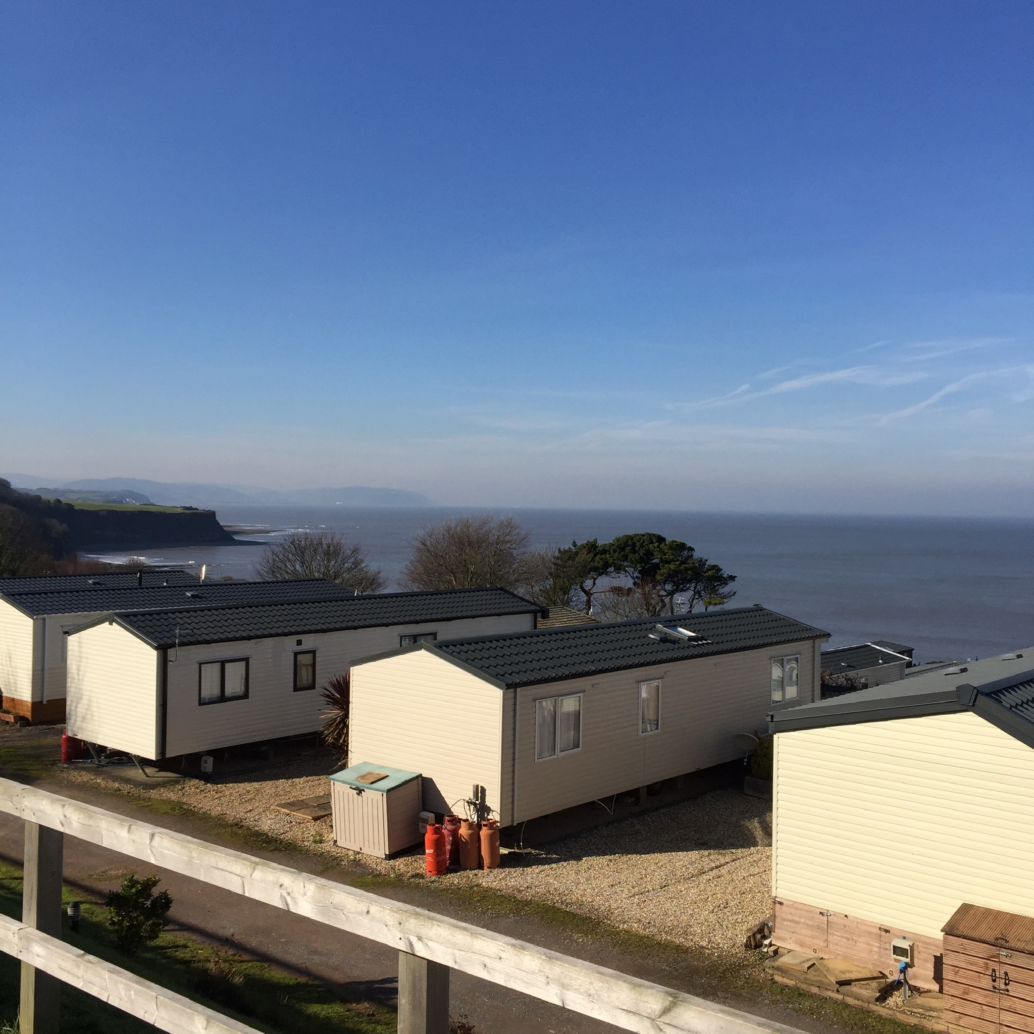 Static caravan for sale in Somerset