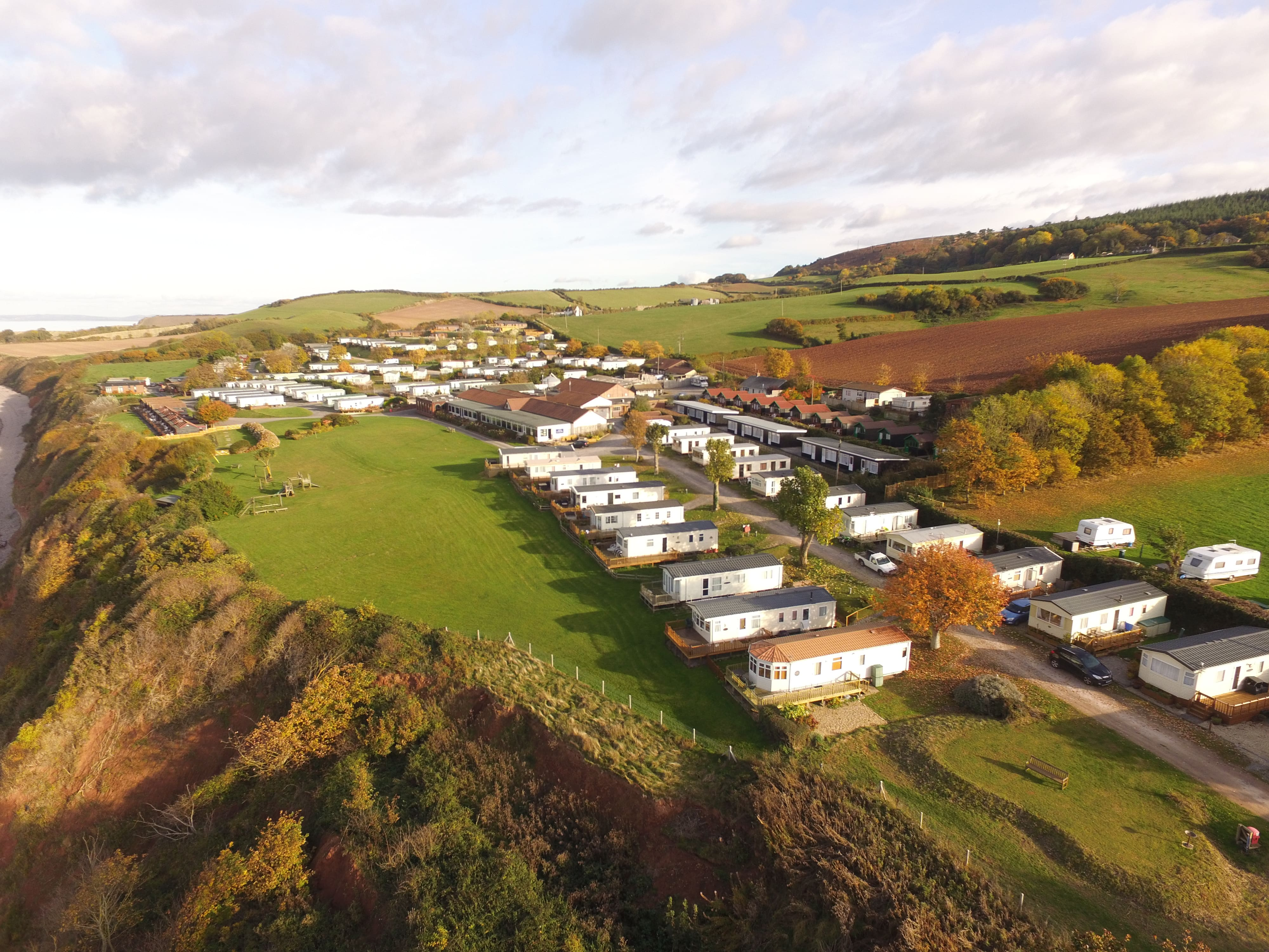 St Audries Bay Holiday Club, Somerset