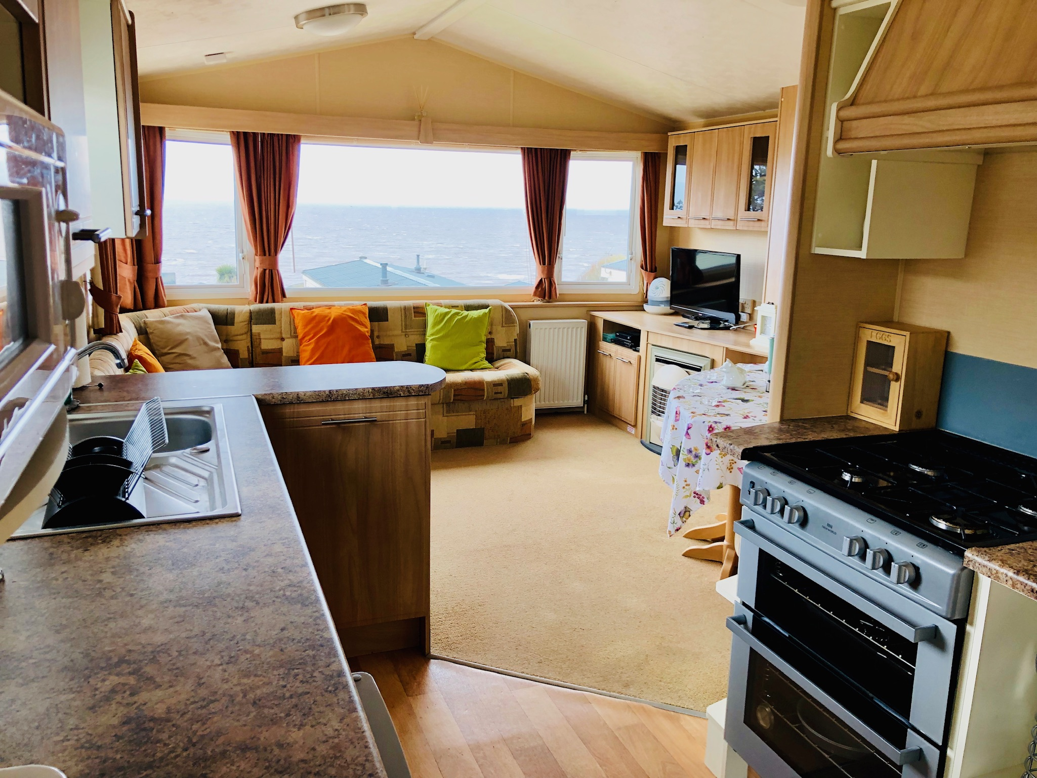 Used static caravan for sale in Somerset