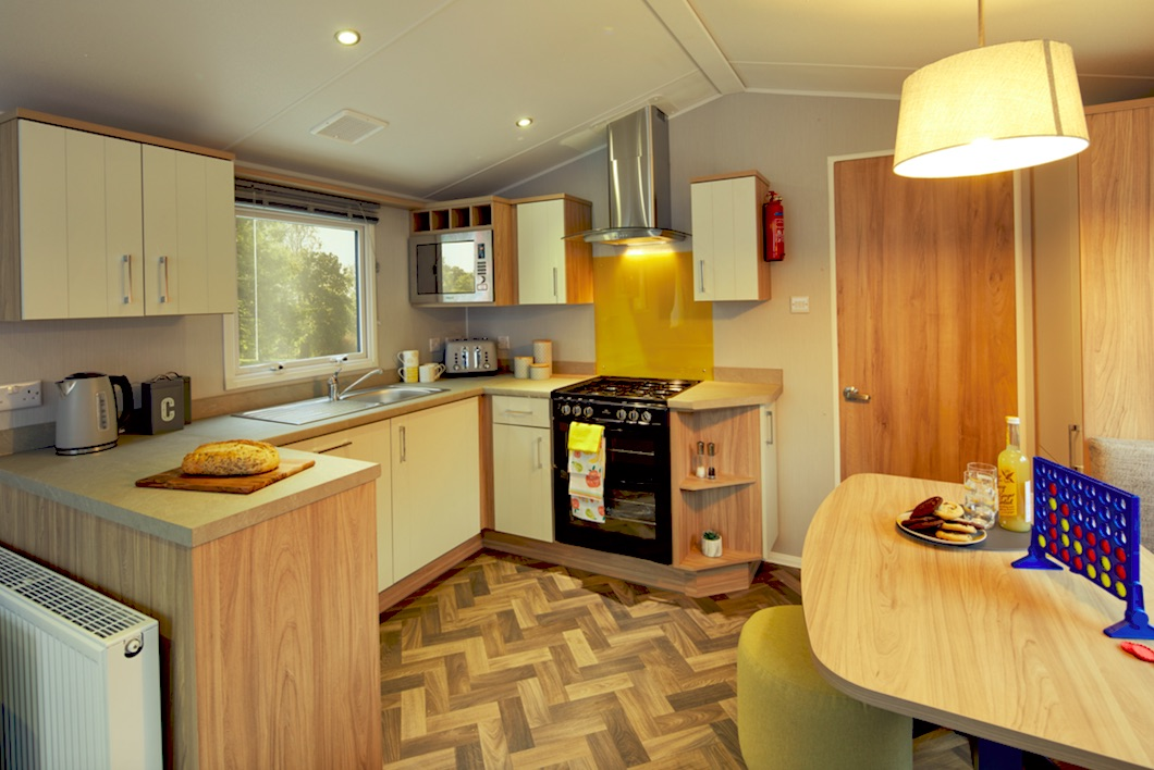 Willerby Castleton at St Audries Bay