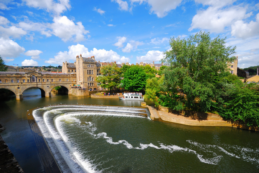 Bath in Somerset