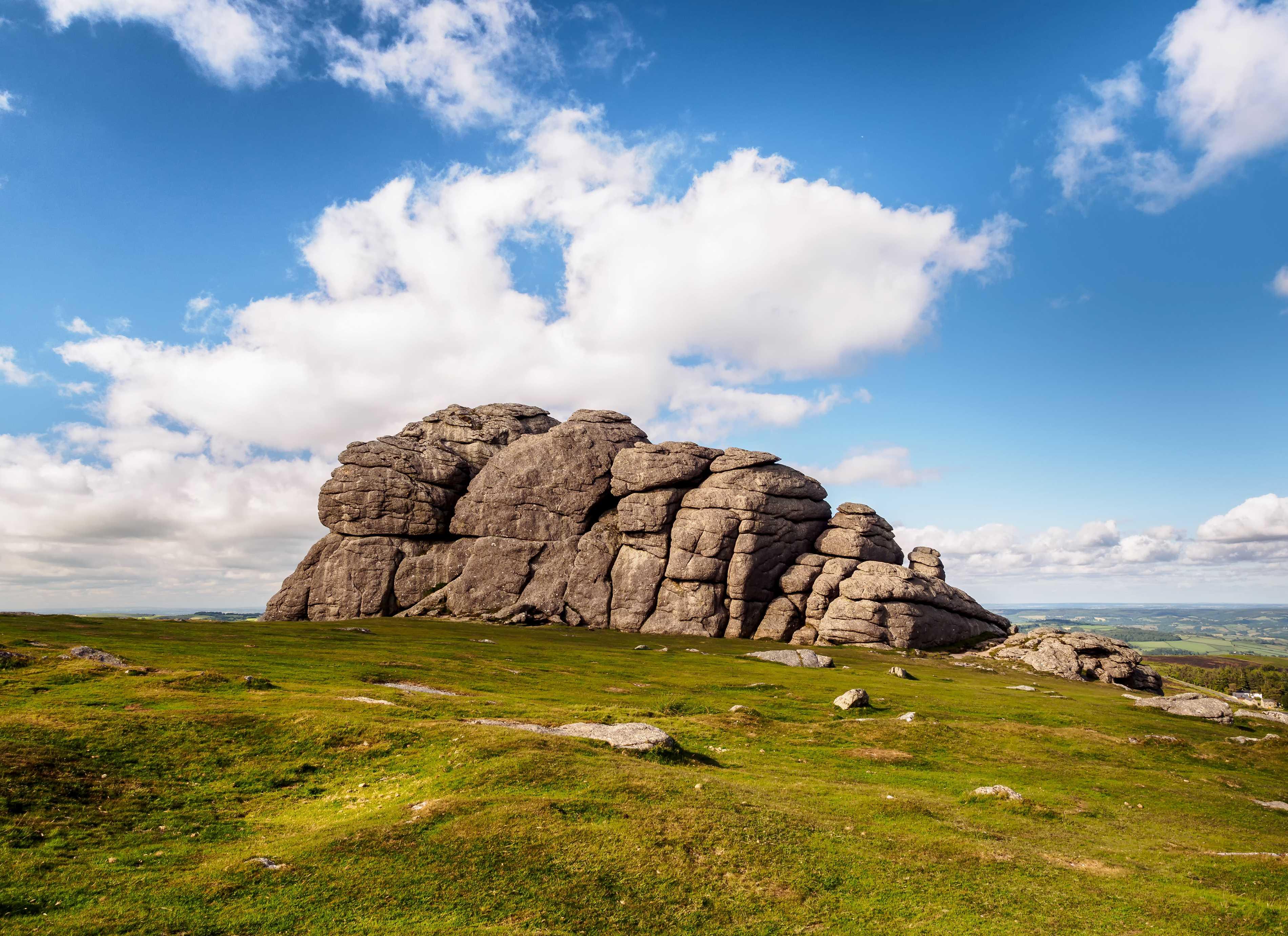 Haytor - One of Dartmoor's most famous beauty spots