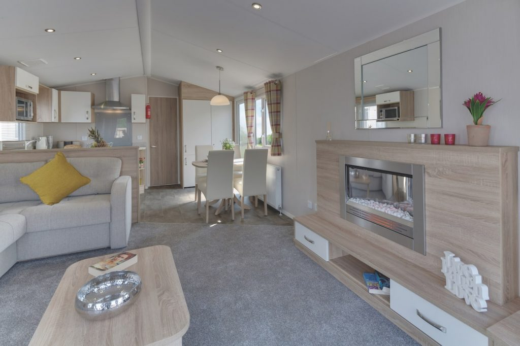 New static caravans for sale Devon