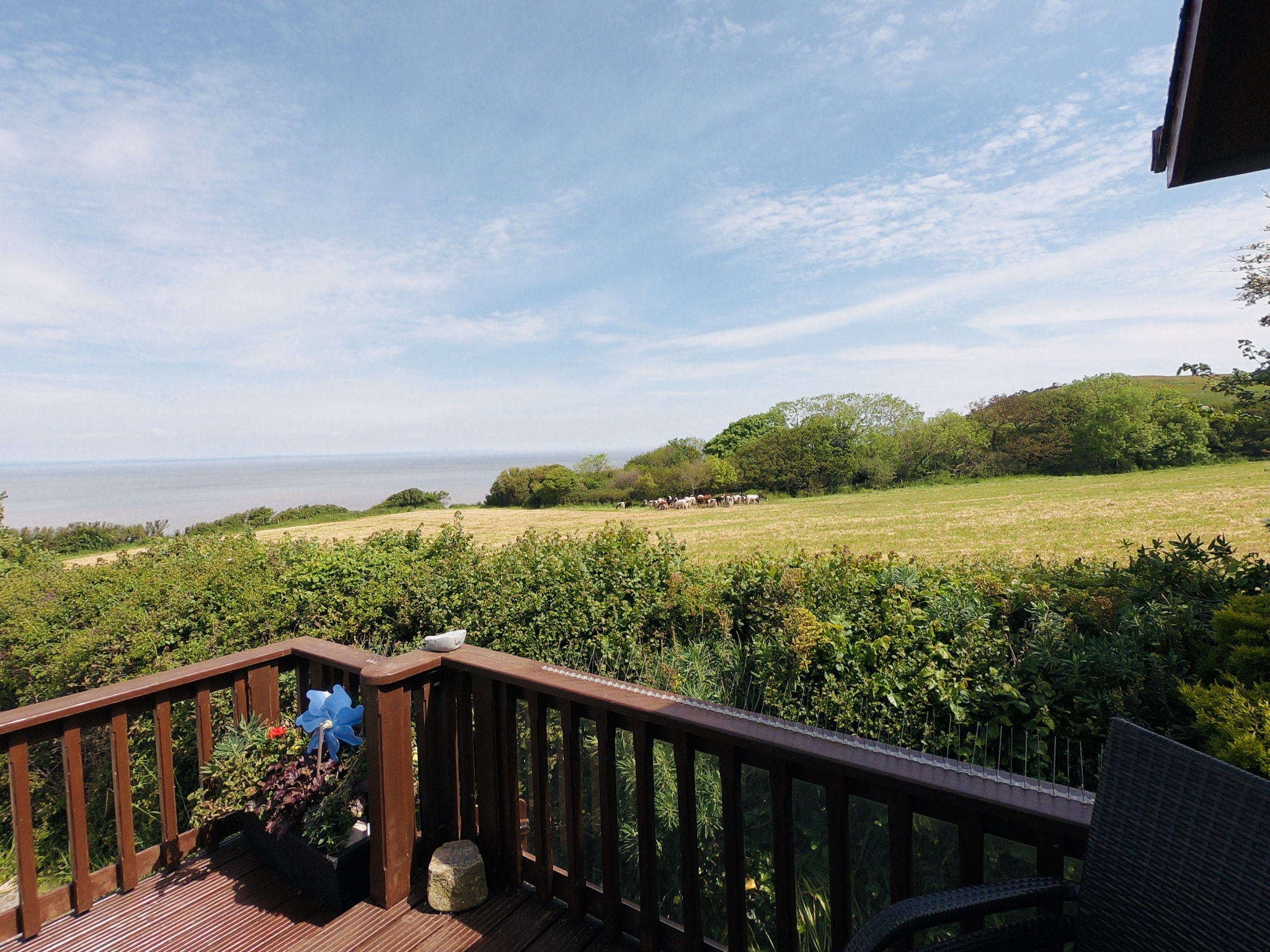 Luxury lodge for sale Somerset