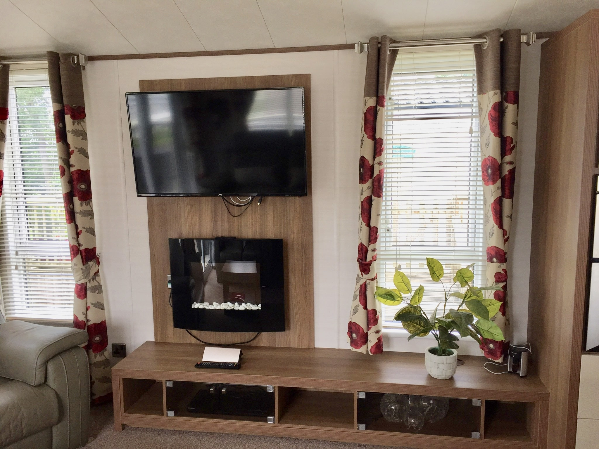 Used static caravan for sale in North Devon