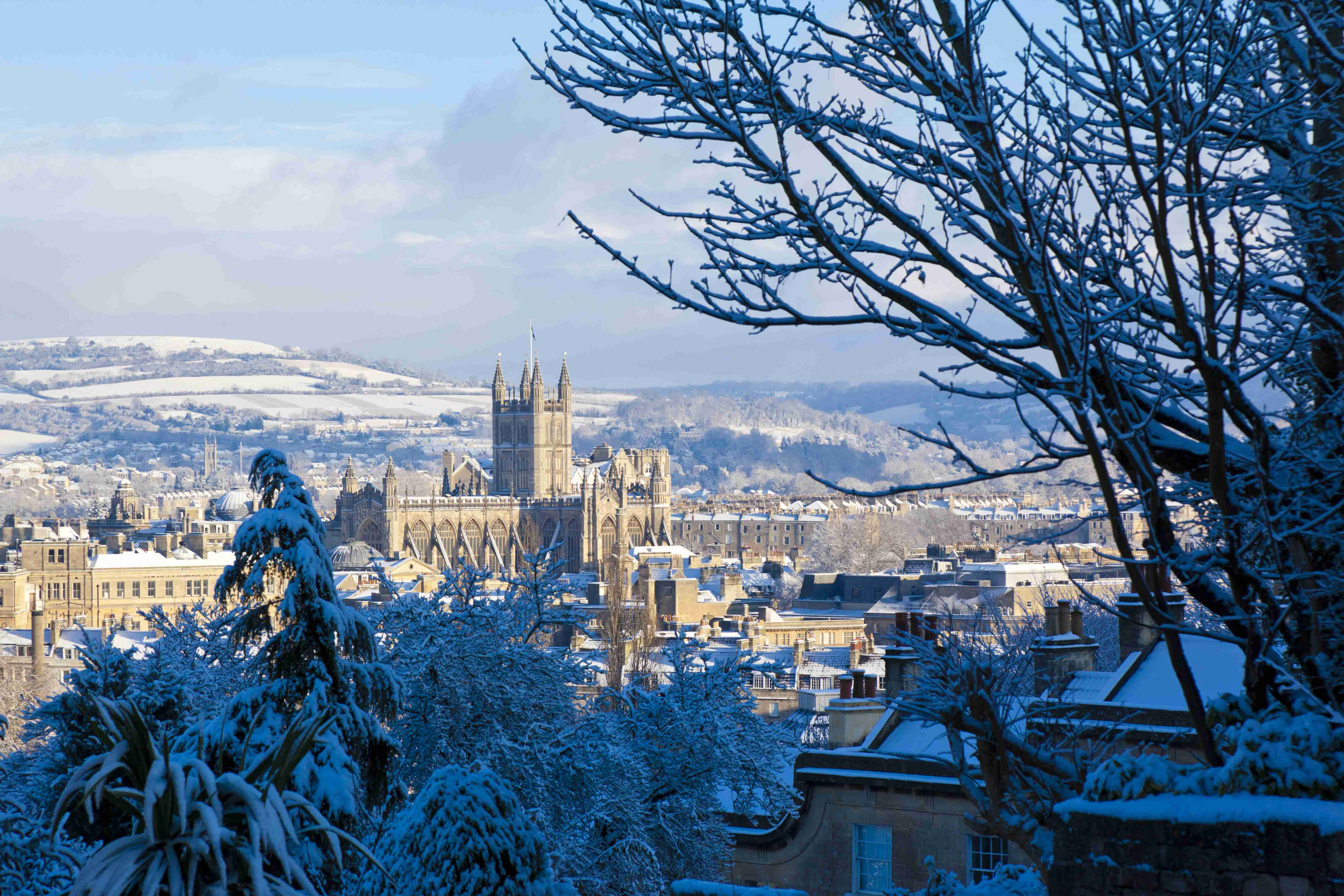 Places to See in the UK in Winter