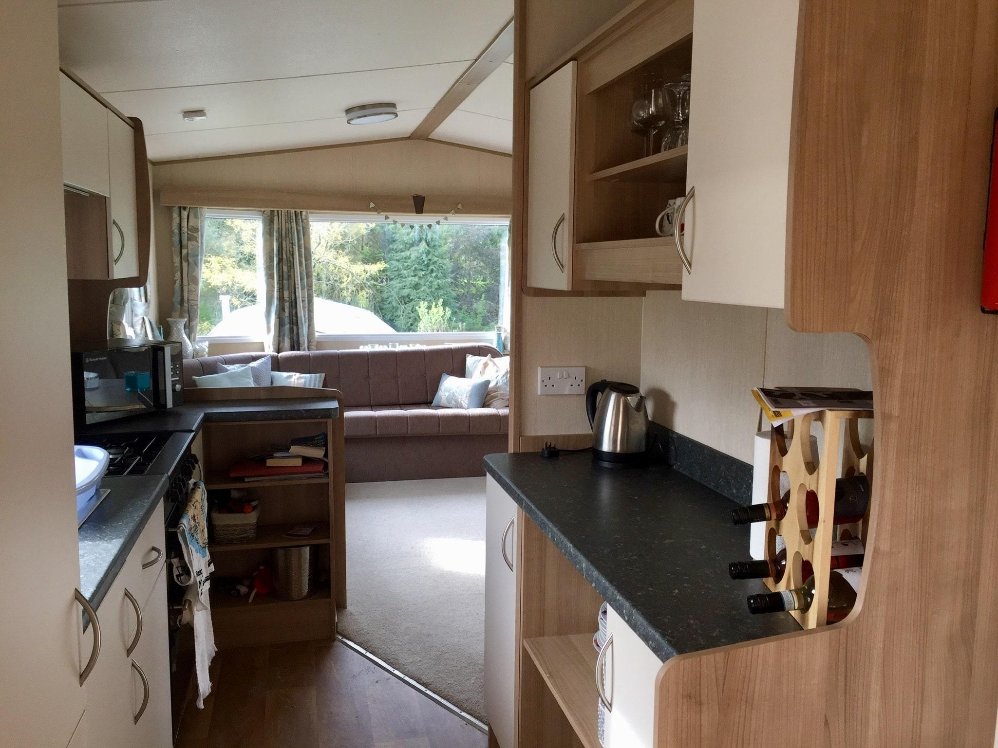 Used static caravan for sale Devon