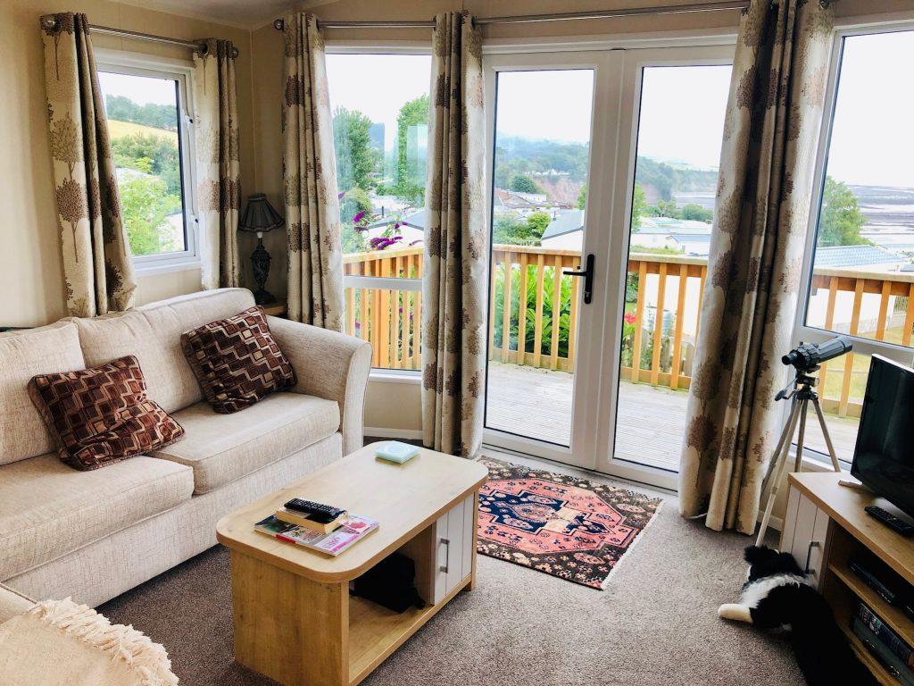 Used holiday lodge for sale Somerset