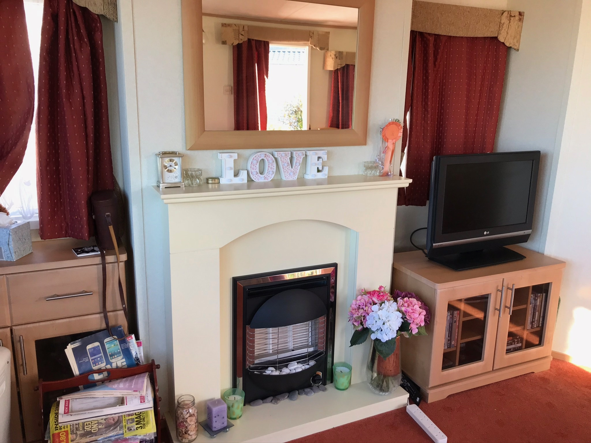 Used static caravan for sale St Audries Bay Holiday Club