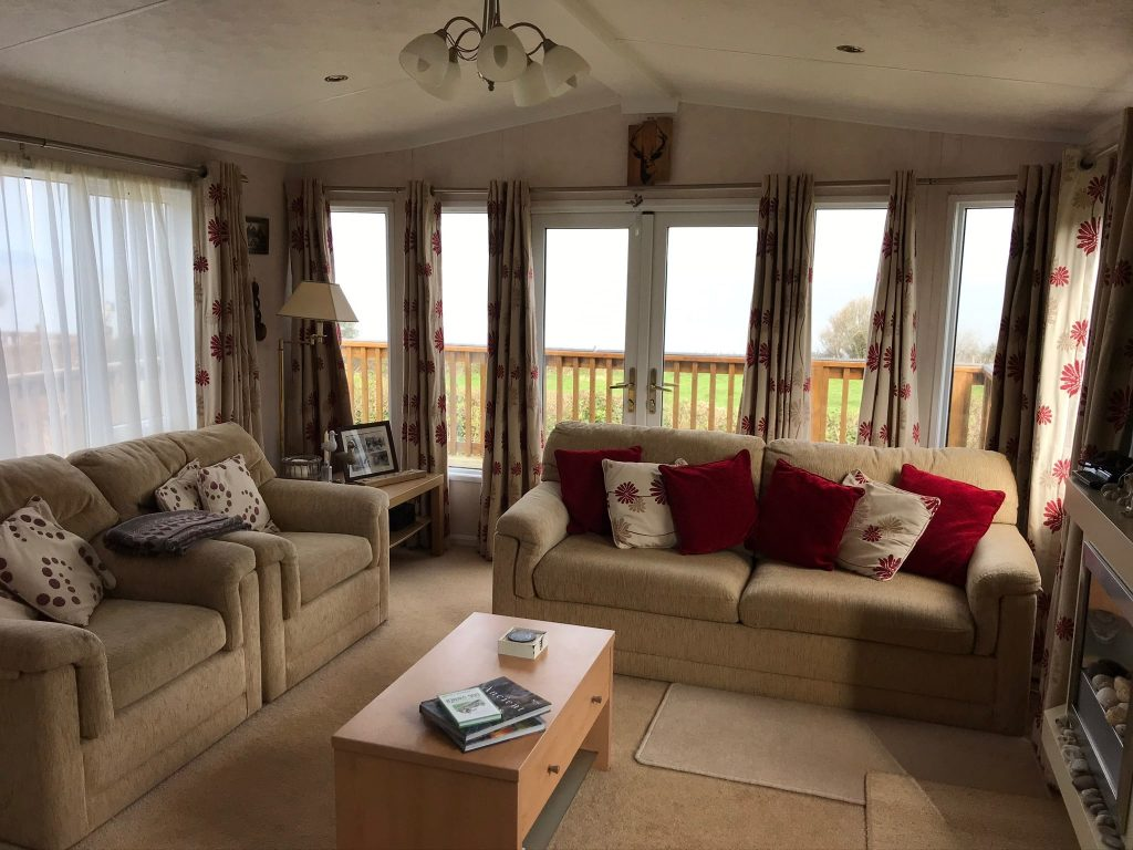 Used lodge for sale on Somerset Coast