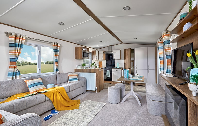 New caravan for sale in Devon