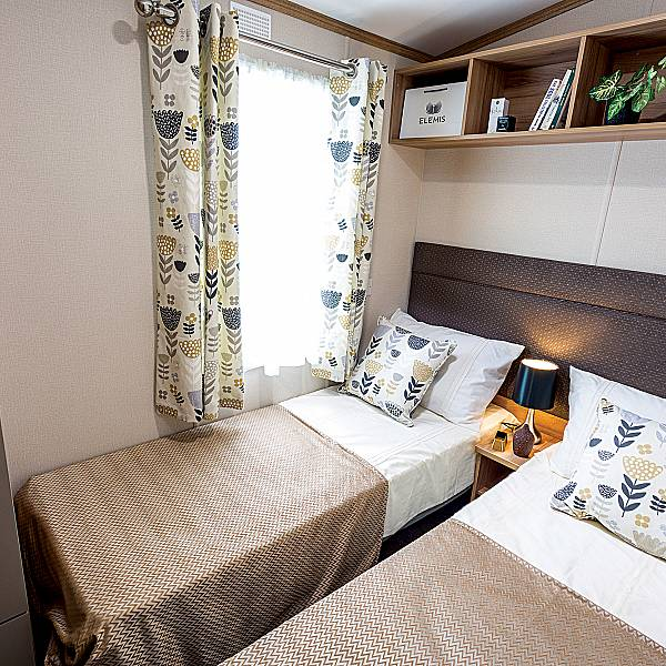 Luxury caravan for sale North Devon