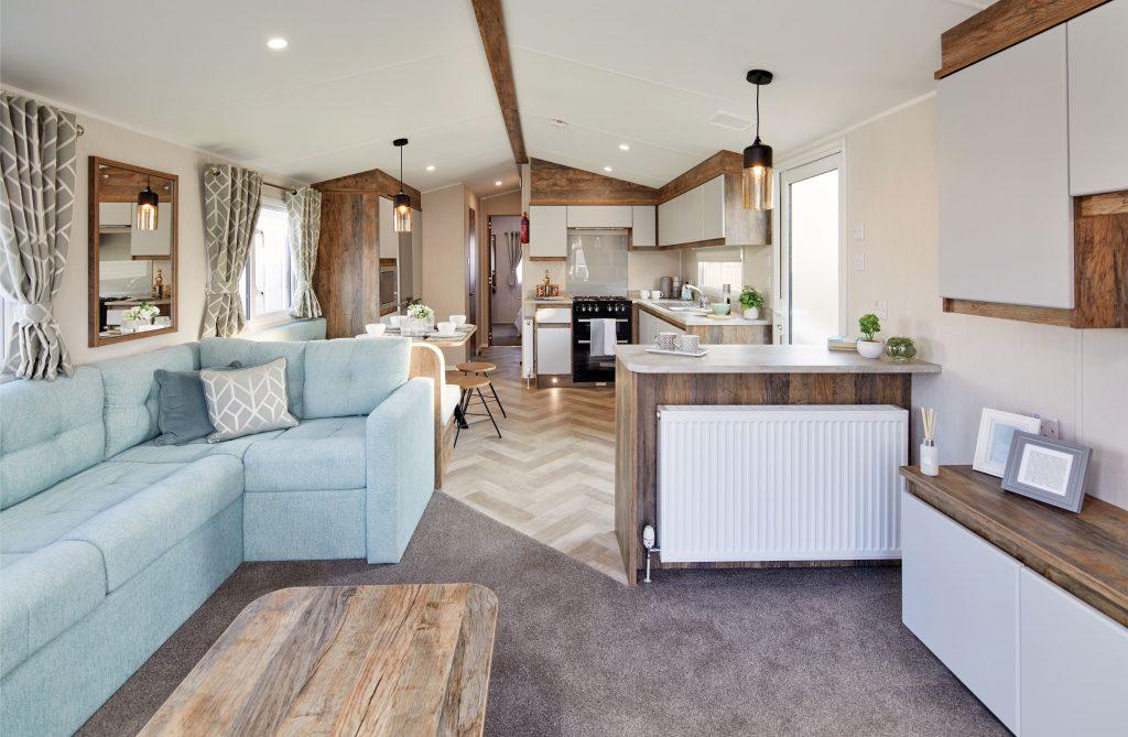 New caravan for sale East Devon